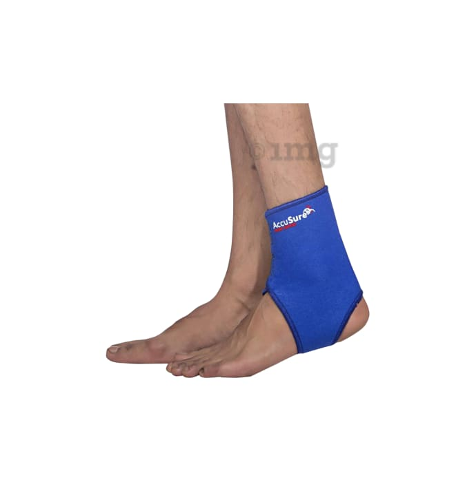 AccuSure A-1 Ankle Support Neoprene