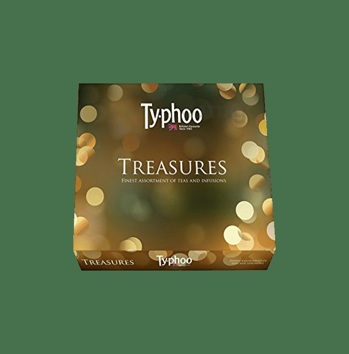 Typhoo Treasures Finest Assortment of Teas & Infusions