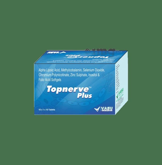 Topnerve Plus Soft Gelatin Capsule