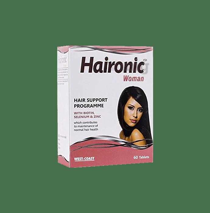 West-Coast Haironic Woman Hair Growth Formula