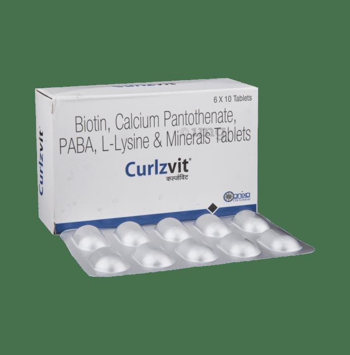 Curlzvit Tablet
