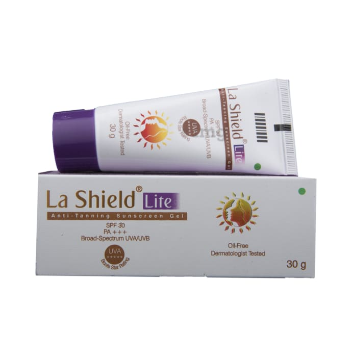LA Shield Lite Gel SPF 30