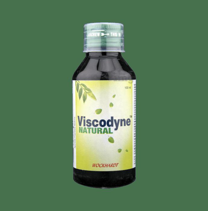 Viscodyne Natural Syrup