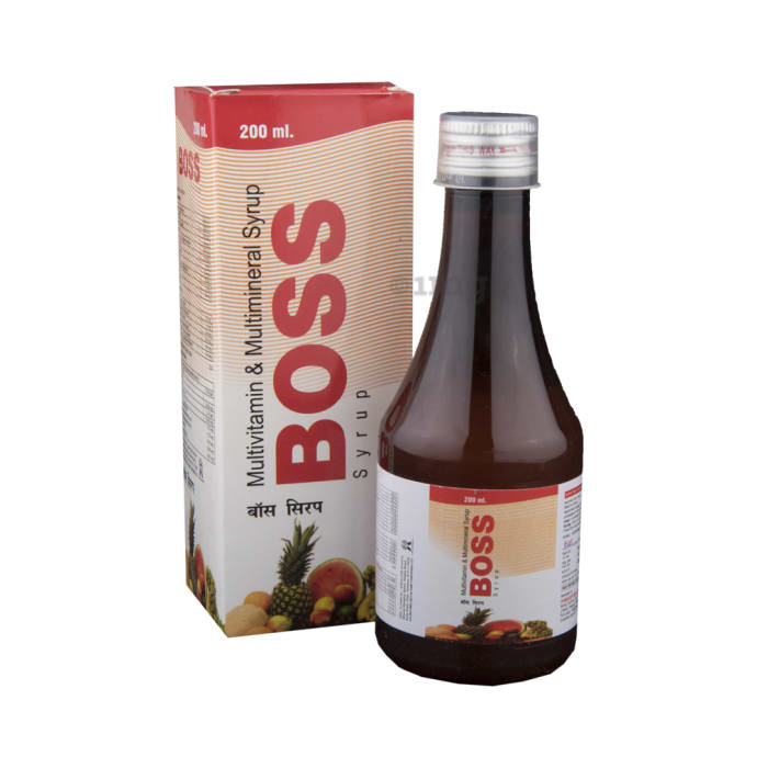 Boss Syrup