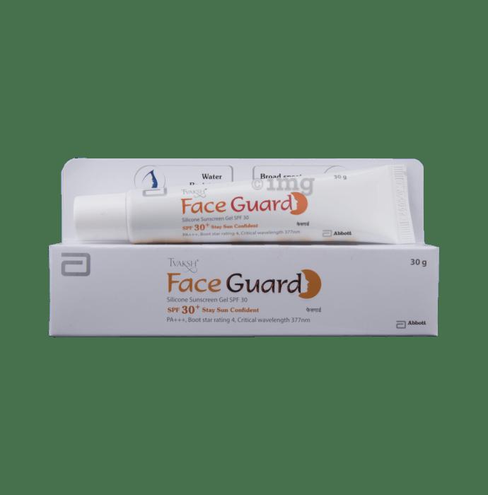 Tvaksh Face Guard Silicone Sunscreen Gel SPF 30