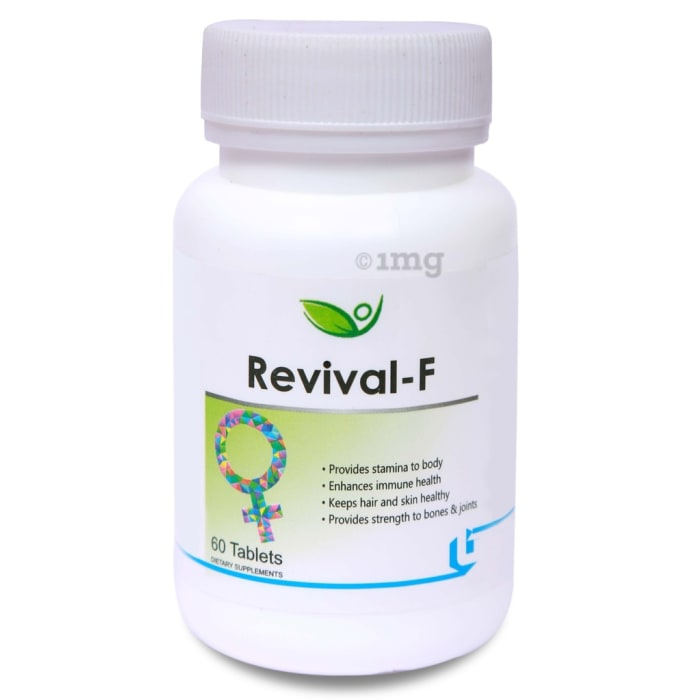 Biotrex Revival-F Women Multivitamin Minerals Tablet