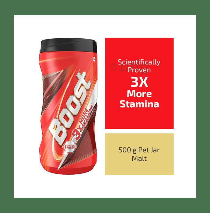 Boost Powder Malt