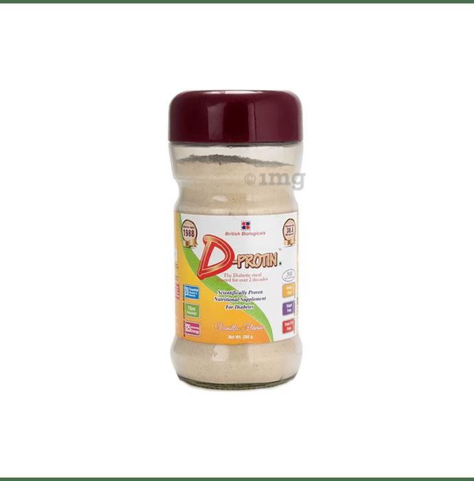 D-Protin Powder Vanilla