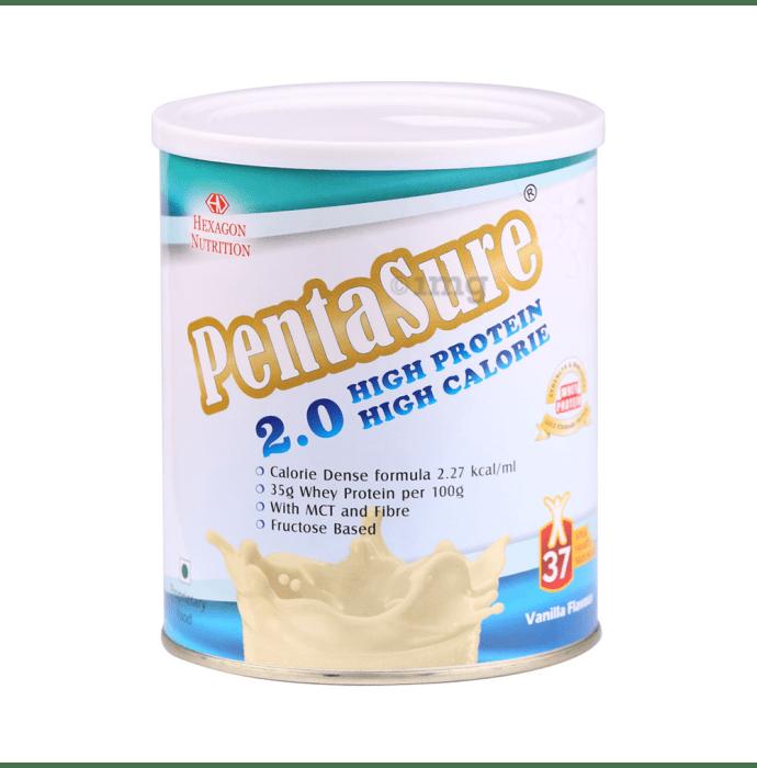 Pentasure 2.0 High Protein Powder Vanilla