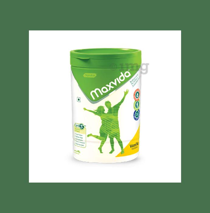 Maxvida Powder Vanilla