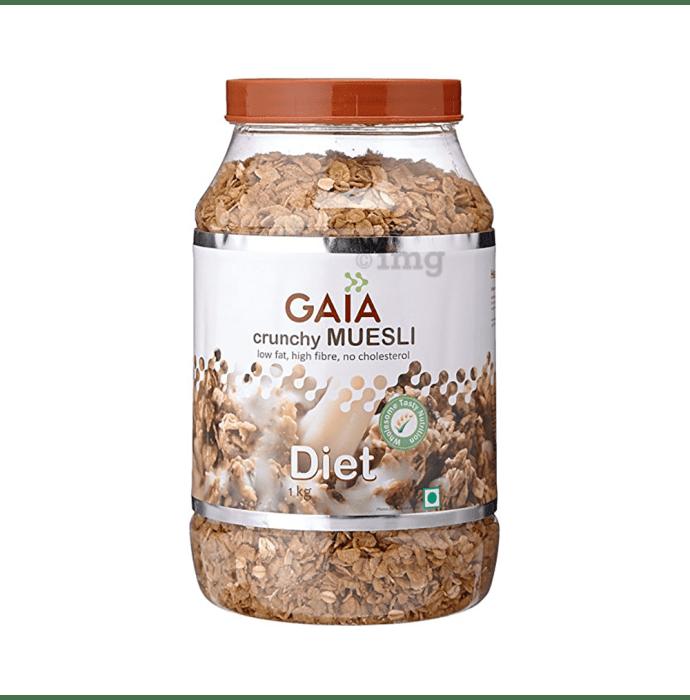 GAIA Crunchy Muesli Diet
