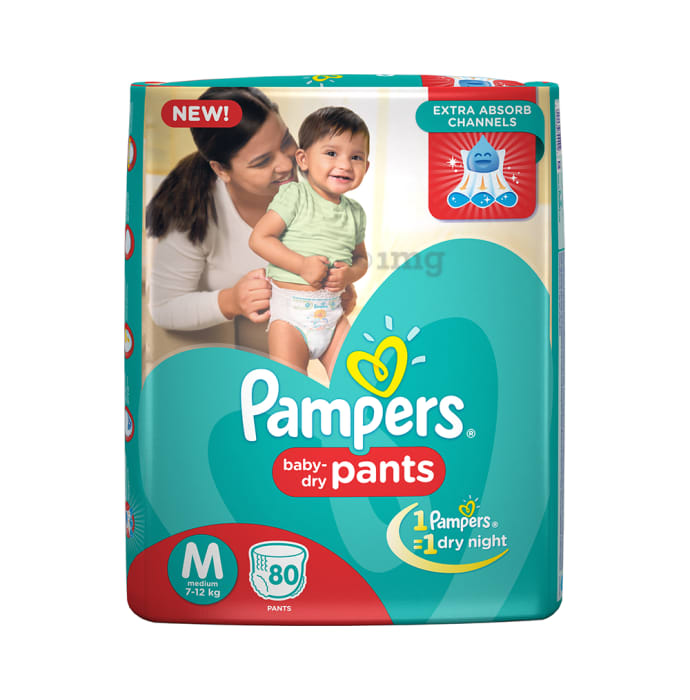 Pampers Baby-Dry Pants Medium