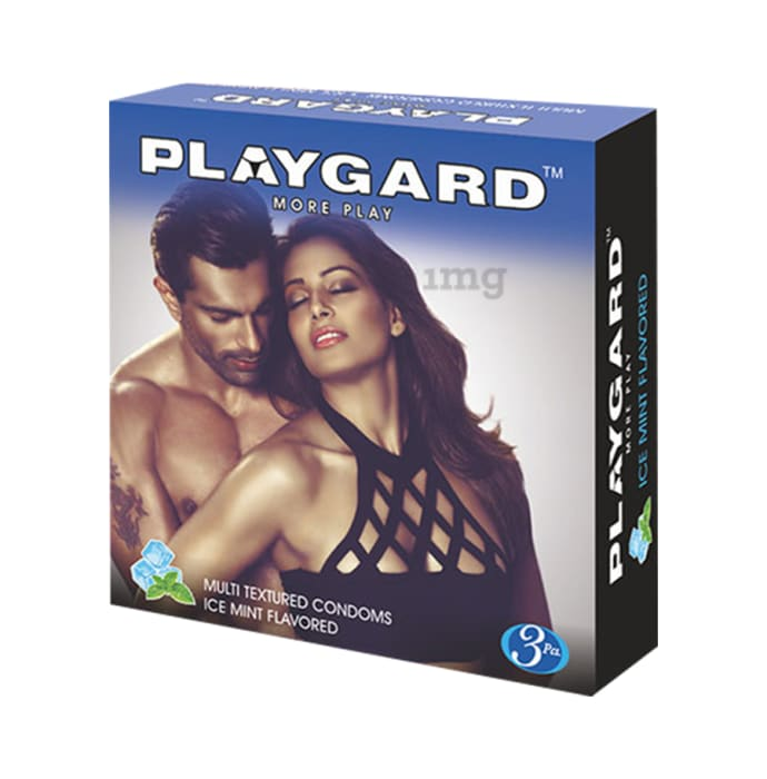 Playgard More Play Condom Ice Mint