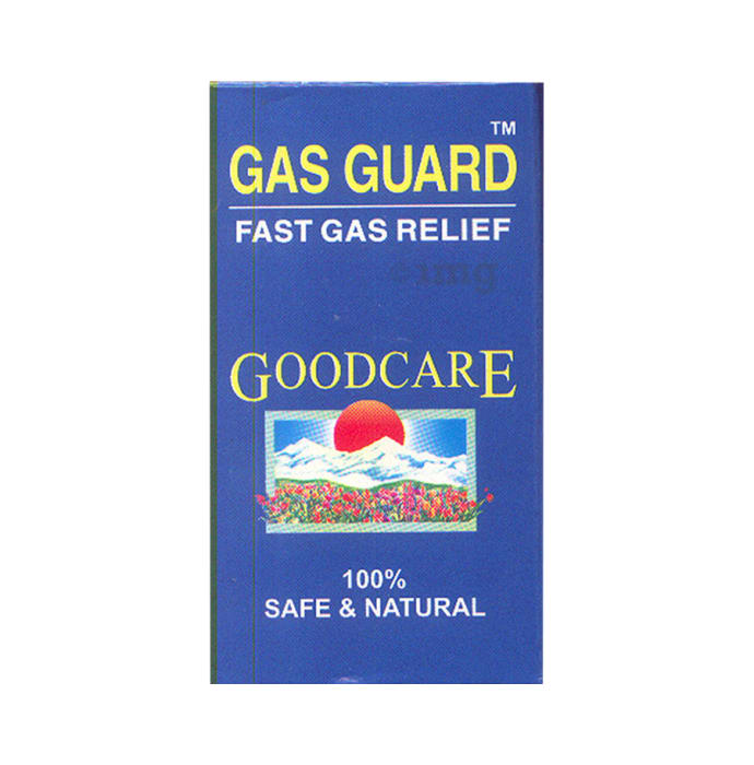 Goodcare Gas Guard Tablet