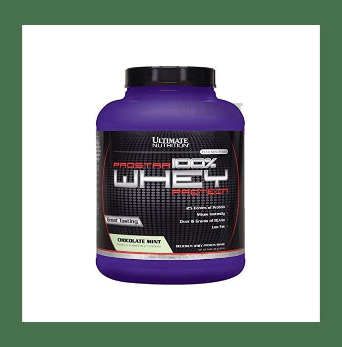 Ultimate Nutrition Prostar 100% Whey Protein Powder ...