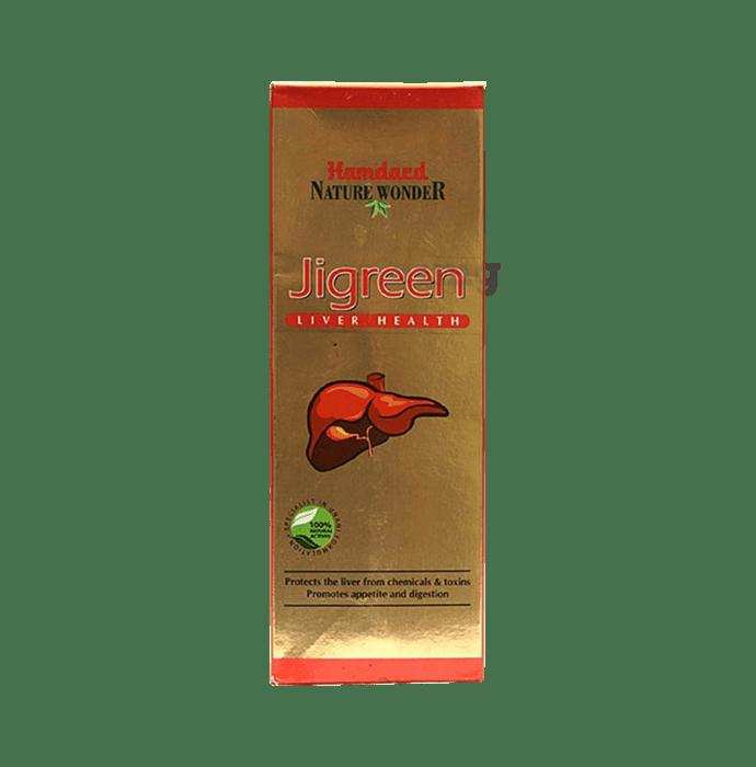 Hamdard Jigreen Syrup Pack of 2