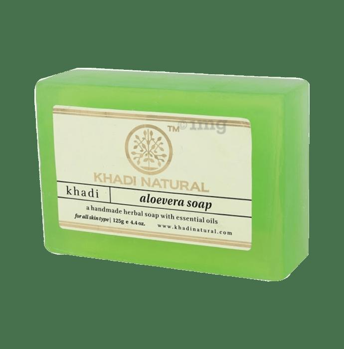 Khadi Naturals Ayurvedic Aloevera Soap