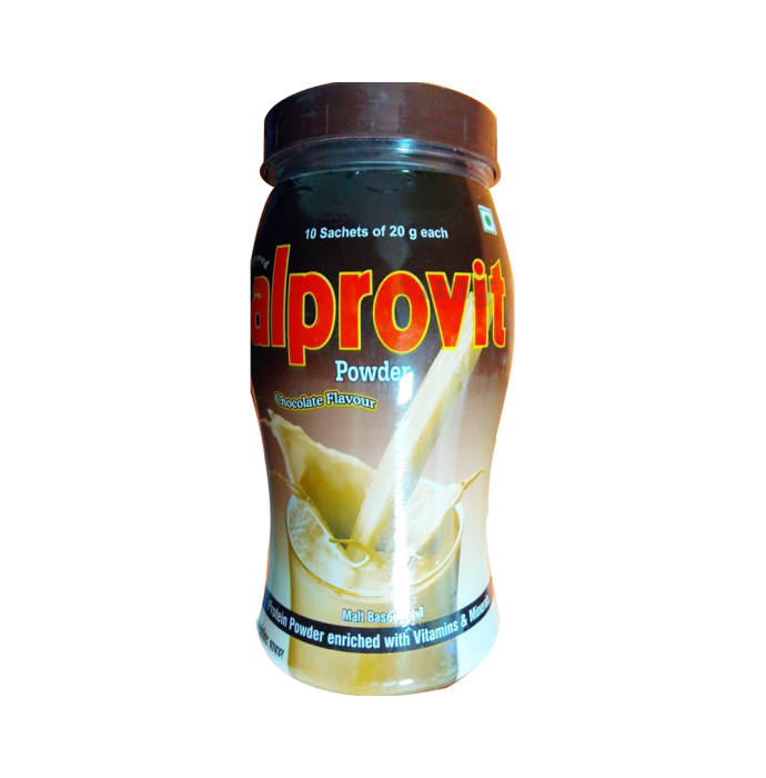 Alprovit Sachet (20gm Each) Chocolate