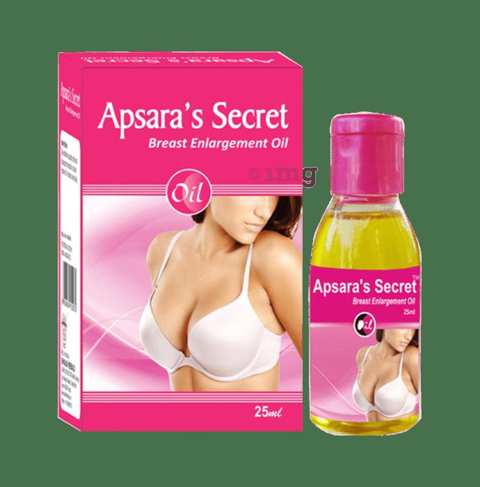 Shivalik Herbals Apsara's Secret Breast Enlargement Oil Pack of 3
