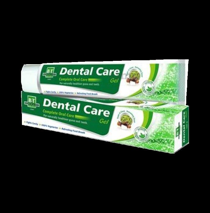 Boericke and Tafel Dental Care Gel