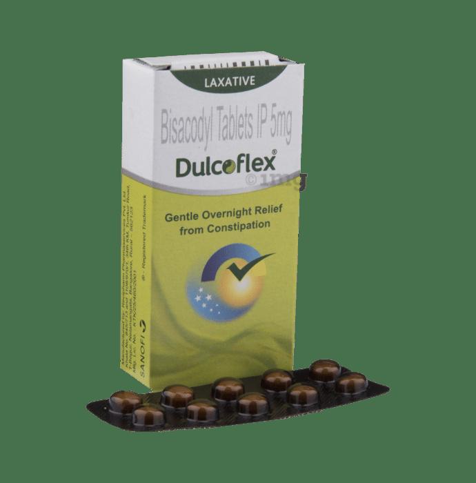 Dulcoflex 5mg Tablet