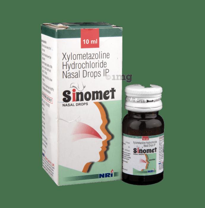 Sinomet Nasal Drops