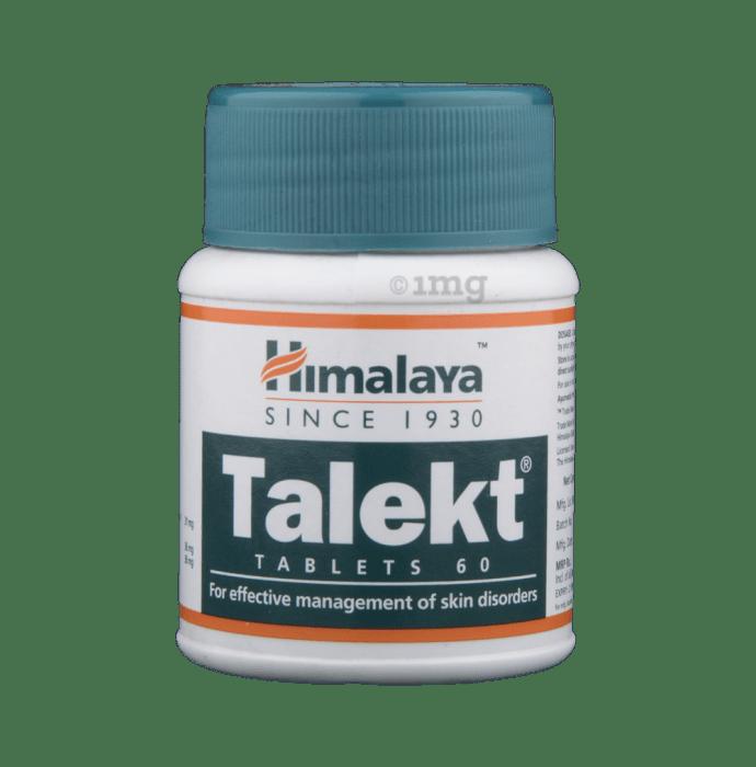 Himalaya Talekt Tablet
