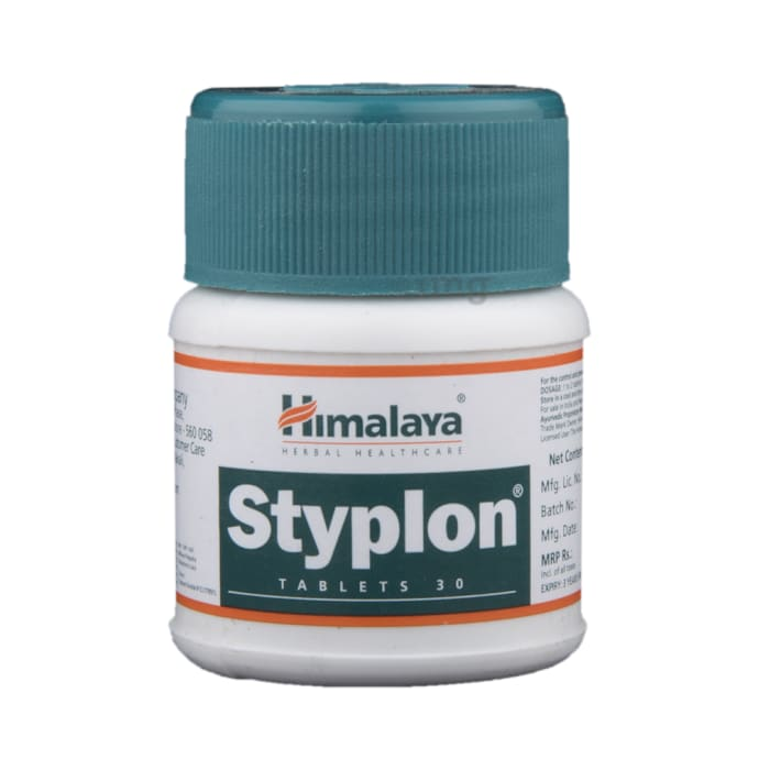 Himalaya Styplon Tablet