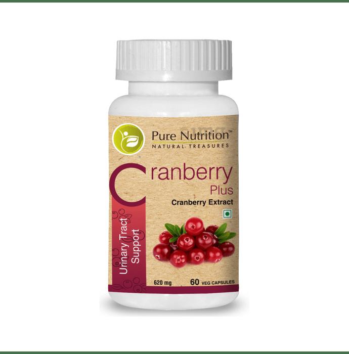 Pure Nutrition Cranberry Plus Capsule