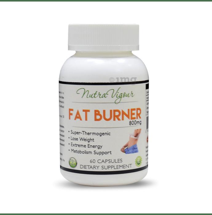 Perennial Lifesciences Natural Fat Burner 800mg Capsule