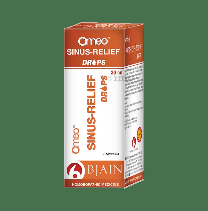 Bjain Omeo Sinus Relief Drop