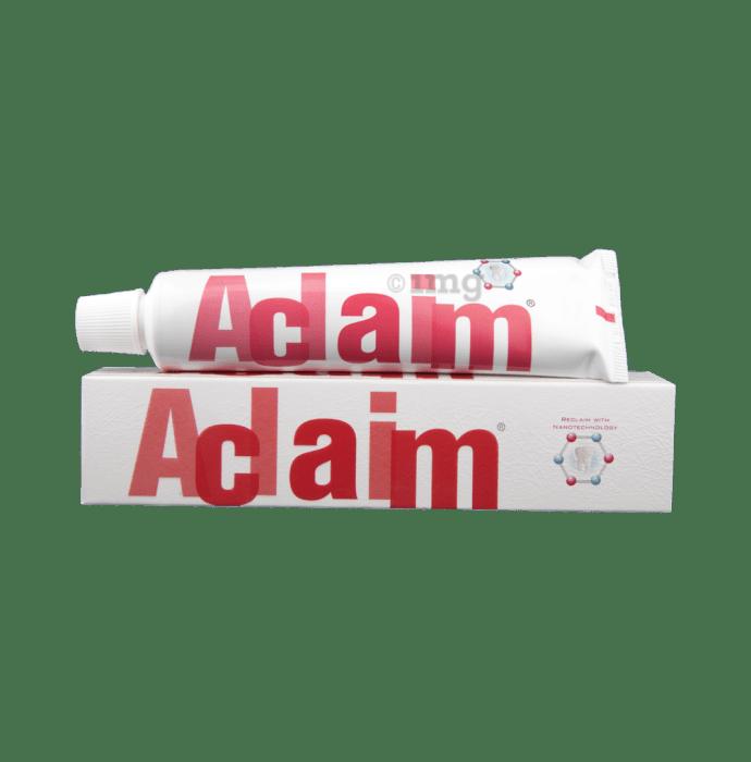Aclaim Toothpaste