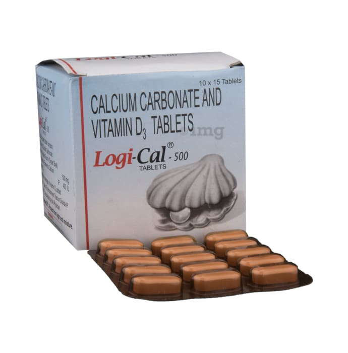 Logi-Cal -500 Tablet