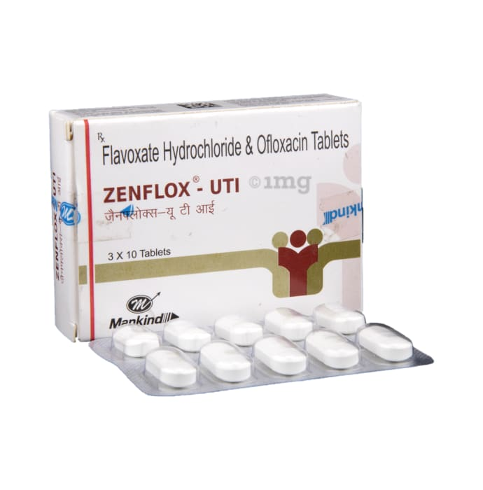 Zenflox Uti Tablet View Uses Side Effects Price And Substitutes 1mg