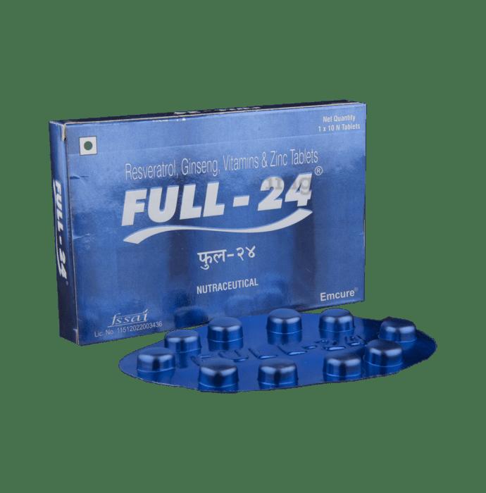 Full-24 Tablet