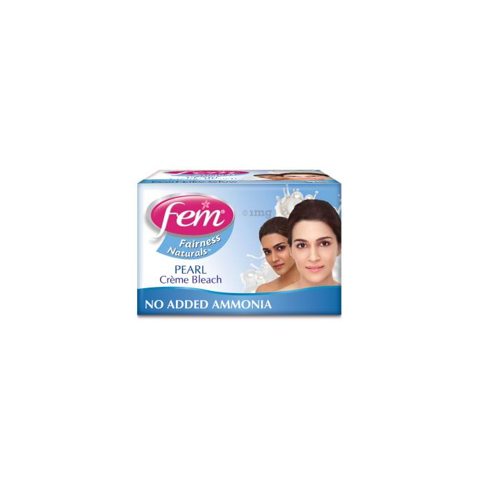 Fem Fairness Naturals Professional Pearl Creme Bleach