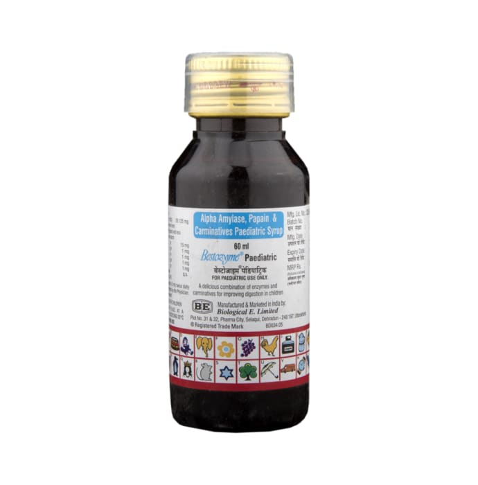 Bestozyme Paed Syrup