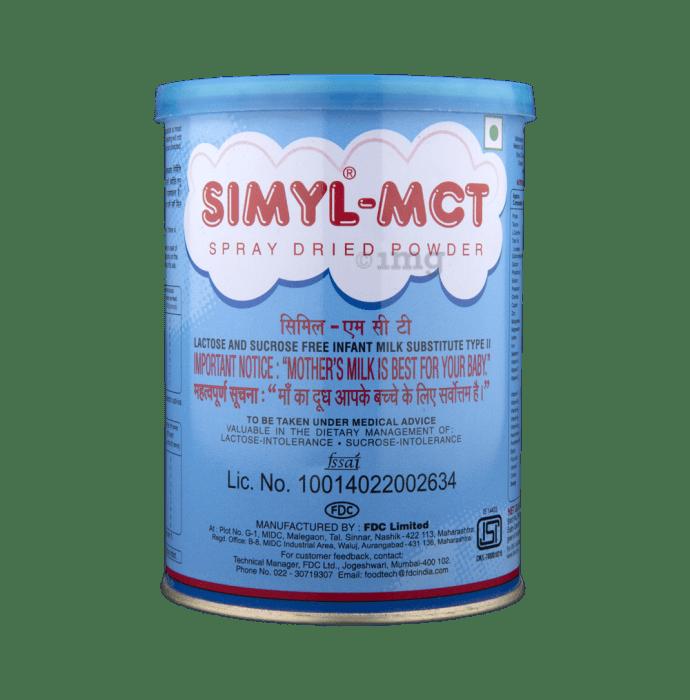 Simyl-MCT Spray Dried Powder