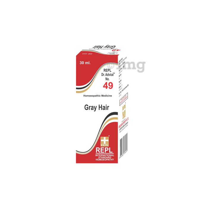 REPL Dr. Advice No.49 Gray Hair Drop