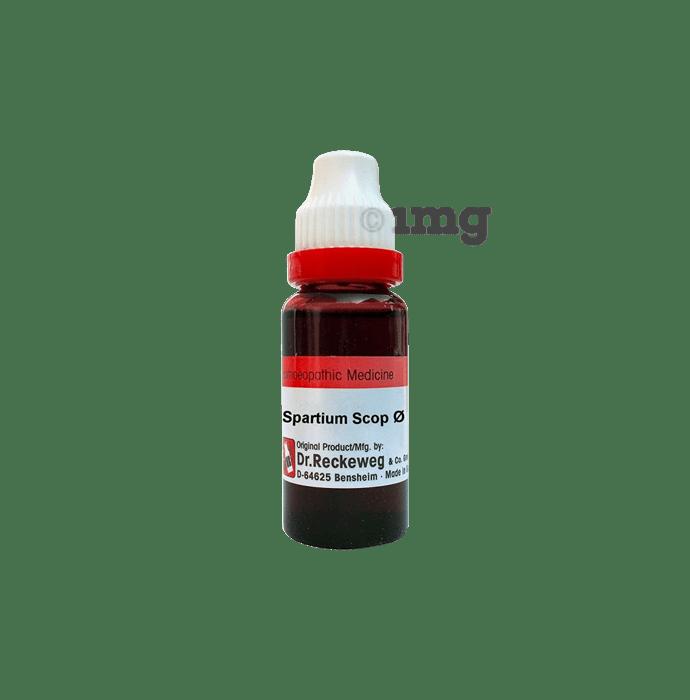 Dr. Reckeweg Spartium Scop Mother Tincture Q