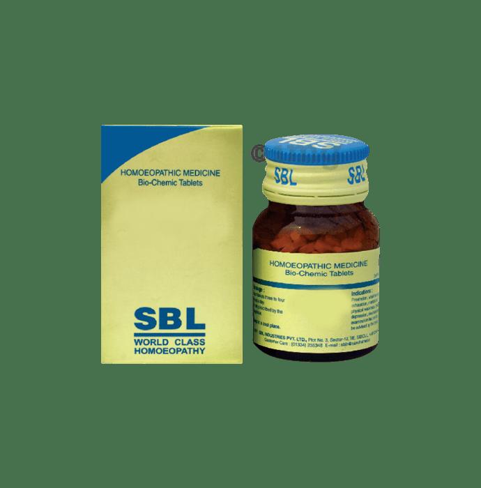 SBL Kali Sulphurica Biochemic Tablet 30X