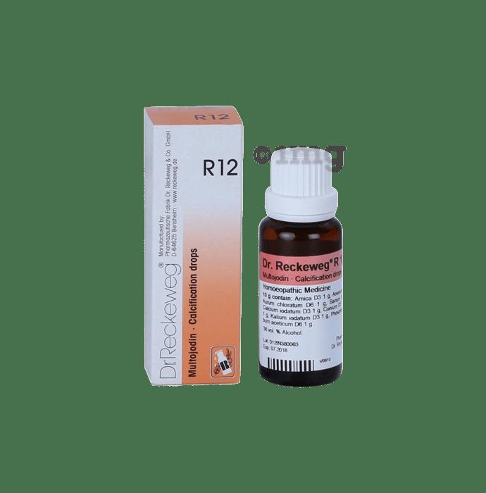 Dr. Reckeweg R12 Calcification Drop