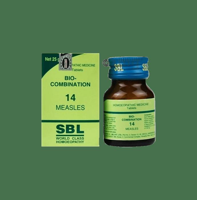 SBL Bio-Combination 14 Tablet