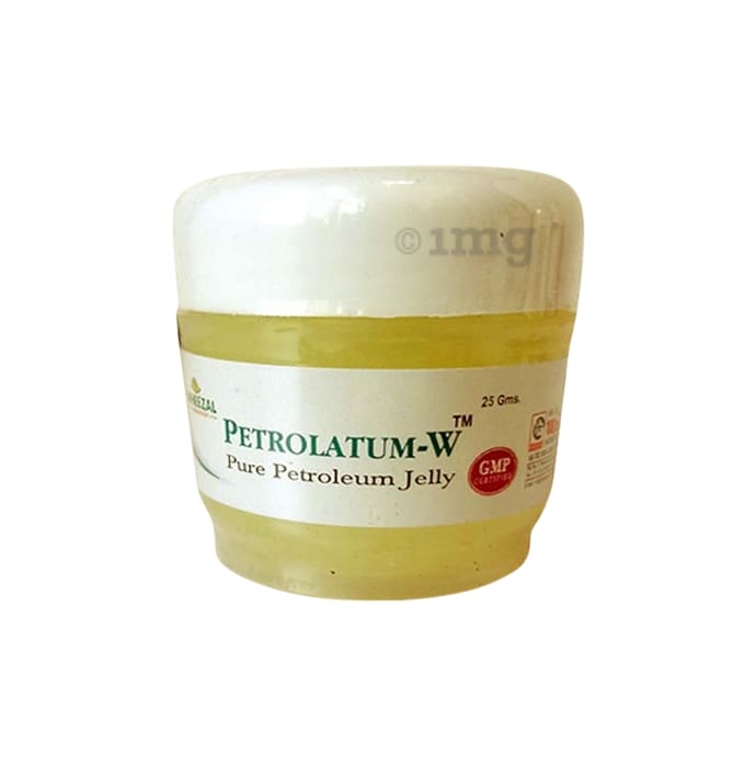 Wheezal Petrolatum-W Pure Petroleum Jelly