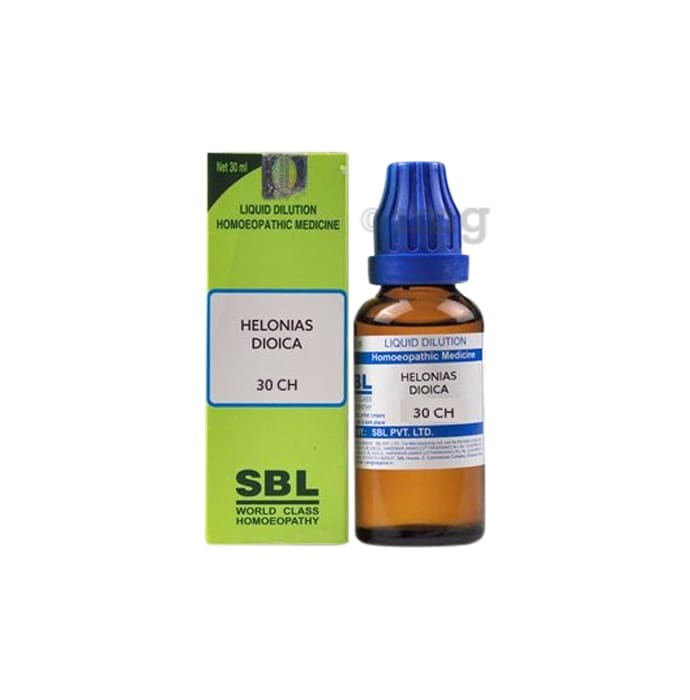 SBL Helonias Dioica Dilution 30 CH