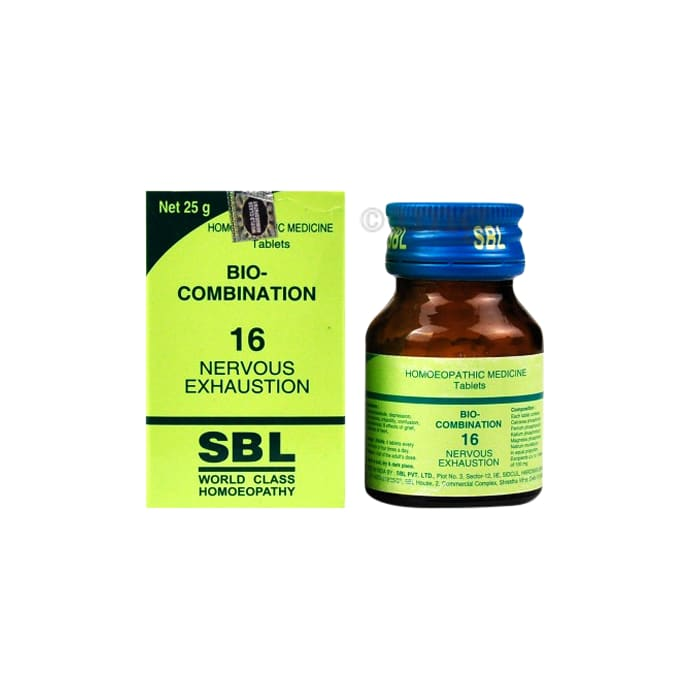 SBL Bio-Combination 16 Tablet