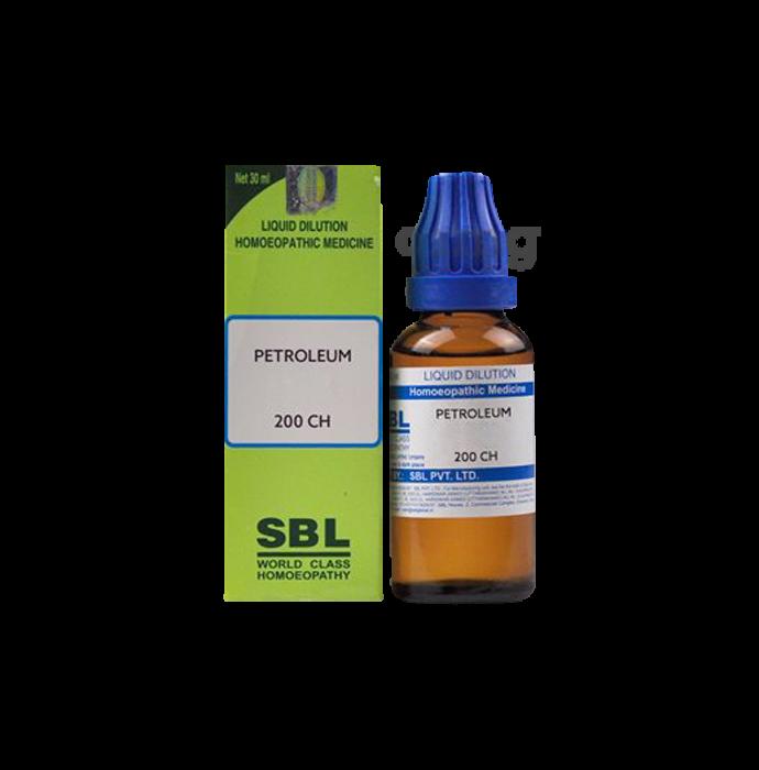 SBL Petroleum Dilution 200 CH