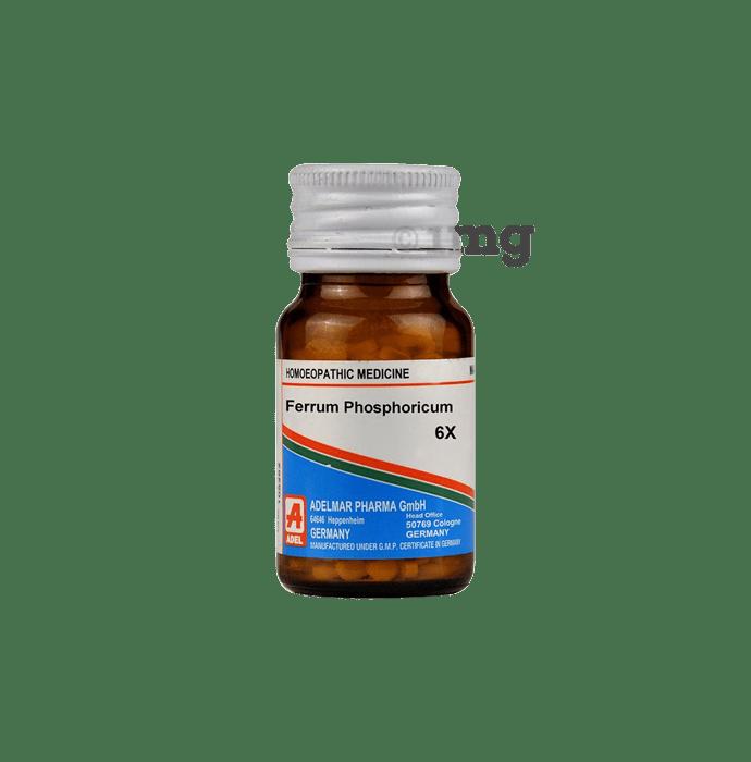 ADEL Ferrum Phosphoricum Biochemic Tablet 6X
