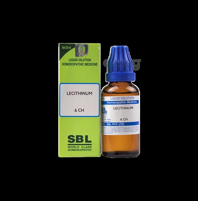SBL Lecithinum Dilution 6 CH