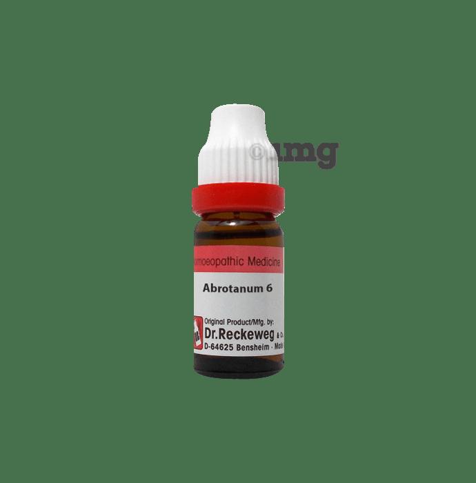 Dr. Reckeweg Abrotanum Dilution 6 CH
